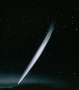 omet Ikeya-Seki, which proved to be one of the brightest comets seen in the last thousand years, and is sometimes known as the Great Comet of 1965.
