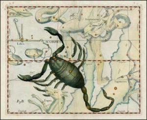 Johannes Hevelius Scorpius