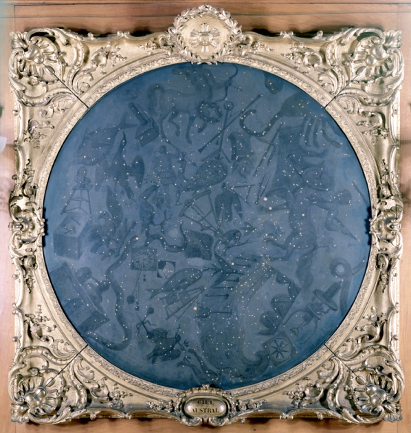 This gorgeous work of art is in the collection of the Paris Observatory.