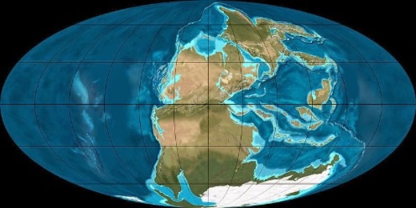 The Permian Period Earth