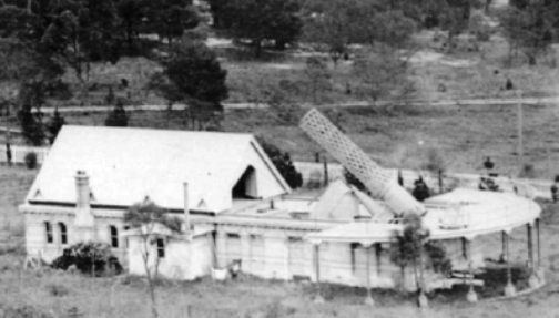 The Great Melbourne Telescope. Image credit RAS Library