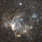 NGC 206 DSS colour