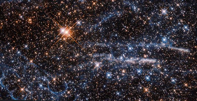 The Honeycomb Nebula. Image credit ESO